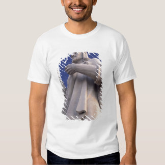 Cuba, Havana, Sculpture of Jesus. T-shirts