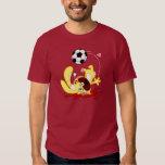 Cuddles_Kickin' It T Shirts