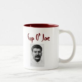 Cup O' Joe Two-Tone Mug