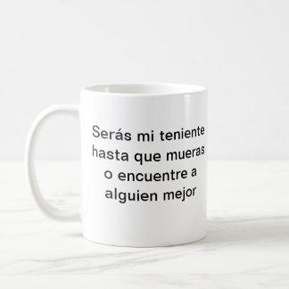 Cup of Supecafetera T1 Basic White Mug