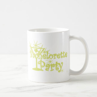CurlMartiBachettePyellow Basic White Mug