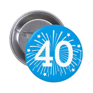 Custom Birthday party celebration badge pin button