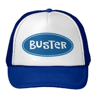 Custom name Buster Cap