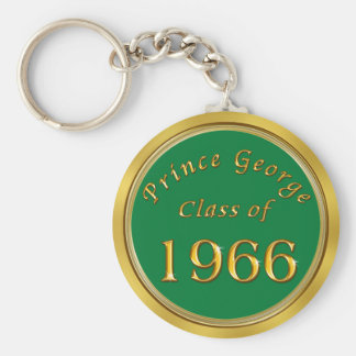 Custom Order 50th Class Reunion Favors, Keychains