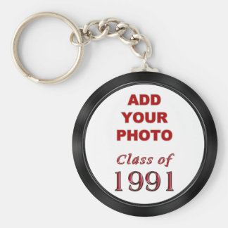 Custom Order Class Reunion Keychains Your Image