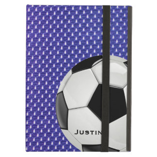 Custom Soccer iPad Air Case