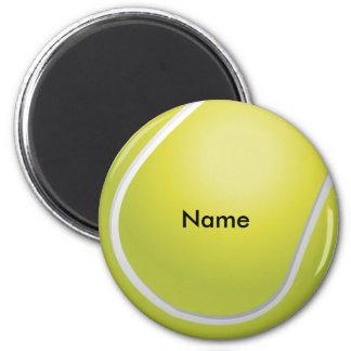 Custom Tennis Ball Magnet