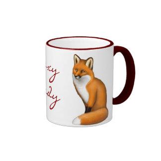 Customizable Foxy Lady Mug