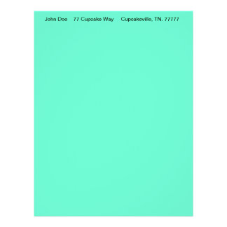 Customizable Plain Papers For Any Use 21.5 Cm X 28 Cm Flyer
