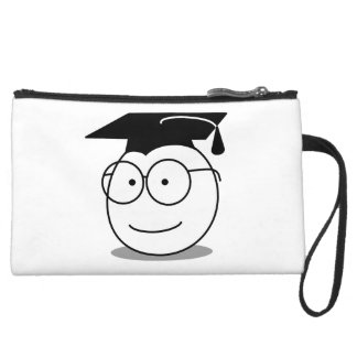 Customize Funny Graduation gift Bag Accessories Wristlet Purse