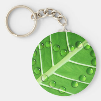 Customize Product Basic Round Button Key Ring