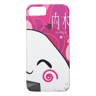 Cute and Girly Japanese Manga Onigiri iPhone 7 Case