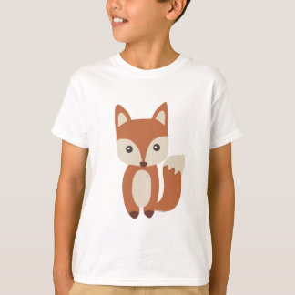 Cute Baby Fox T Shirts