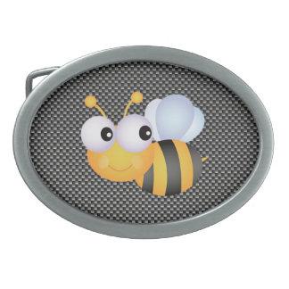 Cute Bee; Sleek Belt Buckles