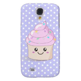 Cute Cupcake Galaxy S4 Case