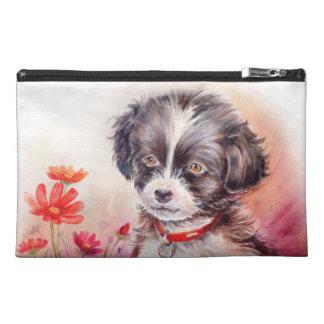 Cute Dog Art Bag Travel Accessory Bags
