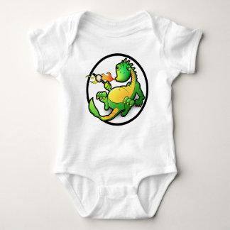 Cute Dragon - Infant Creeper