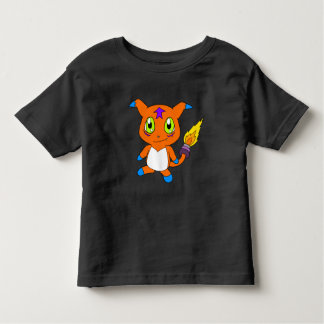 Cute fox-monster tee shirts