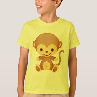 Cute Funky Monkey T-shirt