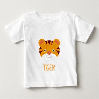 CUTE JUNGLE ANIMALS - TIGER TEE SHIRT
