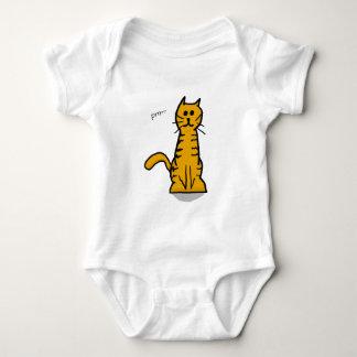 Cute Orange Cat Shirts