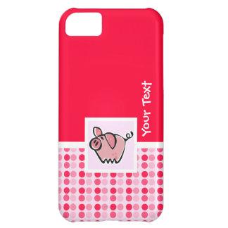 Cute Pig iPhone 5C Case