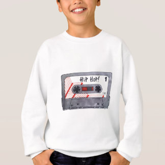 Cute retro hip hop mixtape t shirts