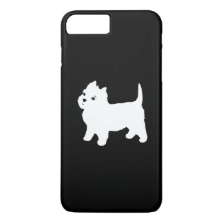 Cute Westie - West Highland White Terrier iPhone 7 Plus Case