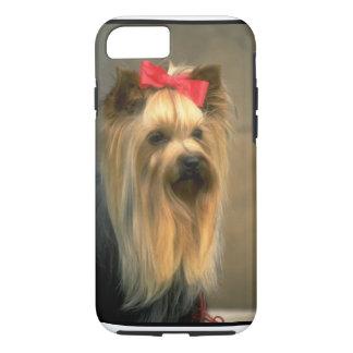 Cute Yorkie Dog - iPhone 7 case