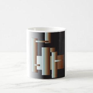 Cylinder Space Morphing Mug