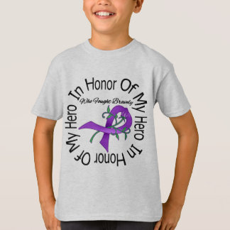 Cystic Fibrosis In Honor Of My Hero Shirts