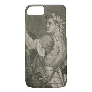 D. Titus Vespasian Emperor of Rome 79-81 AD engrav iPhone 7 Case