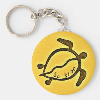 Da Kine Hawaiian keychain