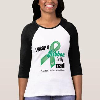 Dad - Liver Cancer Ribbon Shirt