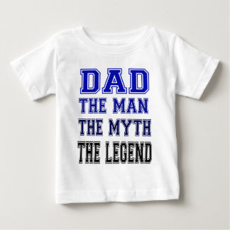 dad,the man,the myth,the legend tee shirt