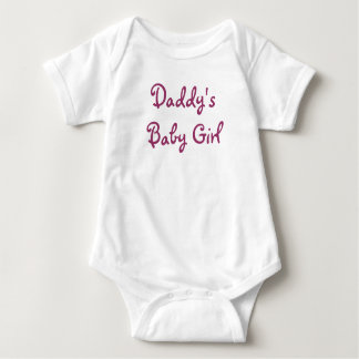Daddy's Baby Girl T Shirt