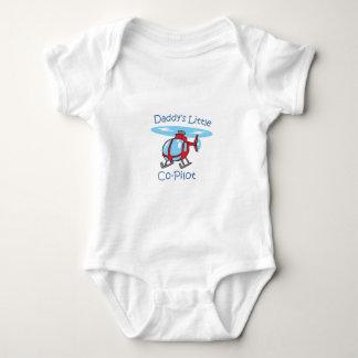 Daddys Co-Pilot T Shirt