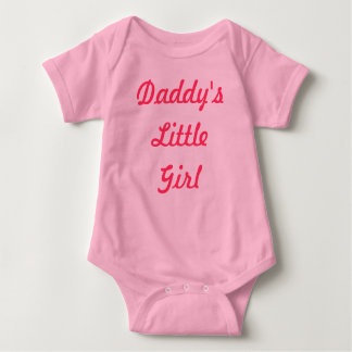 Daddy's Little Girl Tees