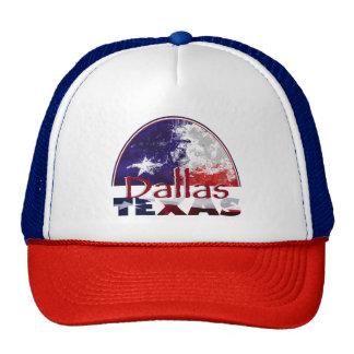 Dallas TEXAS Trucker Hat