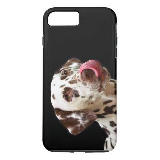Dalmatians Dog Breed - The Family Pet iPhone 7 Plus Case