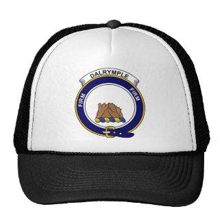 Dalrymple Clan Badge Cap