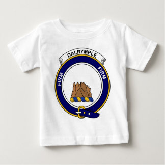 Dalrymple Clan Badge Shirts
