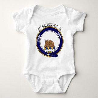 Dalrymple Clan Badge Tee Shirt
