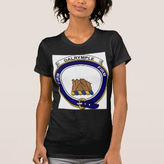 Dalrymple Clan Badge Tshirts
