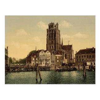 Dam and Maashaven Dordrecht Postcard
