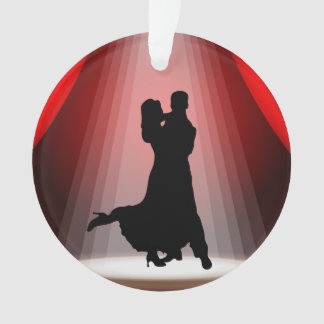 Dance Ornament - Competition Ballroom Dancing
