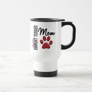 Dandie Dinmont Terrier Mom 2 Stainless Steel Travel Mug
