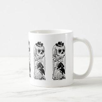 Dandy Calavera mug