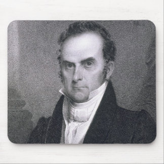 Daniel Webster (1782-1852) (engraving) Mouse Pad