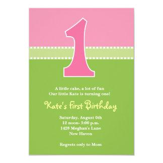 Darling Days 13 Cm X 18 Cm Invitation Card